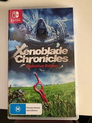 AU50 • Buy Xenoblade Chronicles Definitive Edition Switch