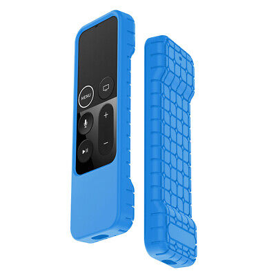 AU9.81 • Buy Anti Slip Cover Silicone Protective Case Durable For Apple TV 4K Remote Control