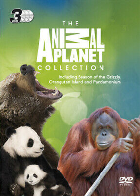 £3.44 • Buy Animal Planet Collection DVD (2010) Cert E 3 Discs Expertly Refurbished Product