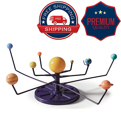 NEW My Desktop Solar System An Orrery Is A Mechanical Model Of The Solar UK FAST • 13.59£