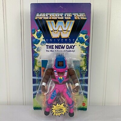 $29.99 • Buy Masters Of The WW Universe The New Day Figure Man-E-Faces He Man 2020 NIP