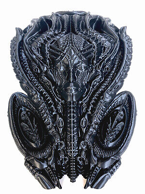 £70.09 • Buy H.R Giger Inspired Alien Mother Wall Statue Figure Black