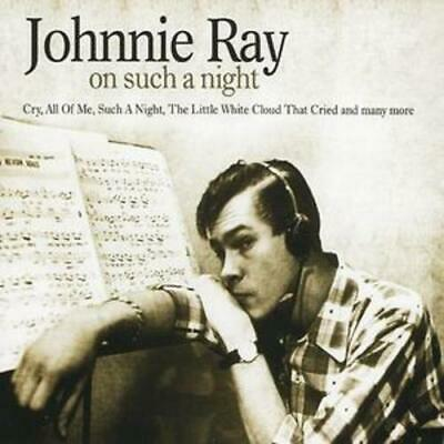Johnnie Ray : On Such A Night CD (2005) Highly Rated EBay Seller Great Prices • 2.39£