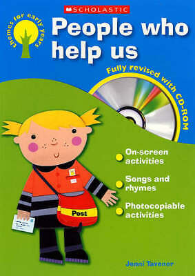 £2.79 • Buy Themes For Early Years: People Who Help Us By Jenni Tavener (Mixed Media