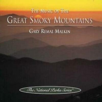 Gary Remal Malkin : Music Of The Great Smoky Mountains CD (1999) Amazing Value • 3.29£