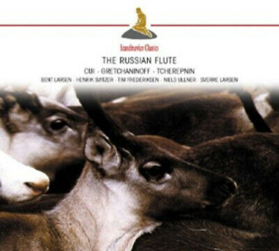César Cui : The Russian Flute CD (2012) Highly Rated EBay Seller Great Prices • 3.68£
