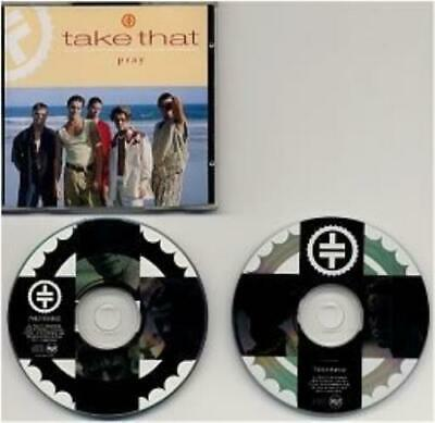 Take That : Pray CD Value Guaranteed From EBay's Biggest Seller! • 2.04£