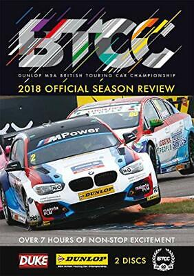 BTCC 2018 Review [DVD], New, DVD, FREE & FAST Delivery • 18.23£