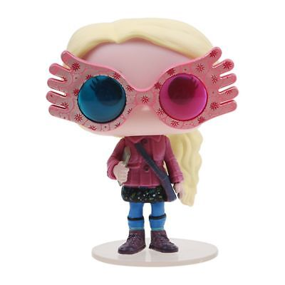 FUNKO POP #41 Harry Potter Luna Lovegood With Glasses Figure Collection Toys • 13.98£