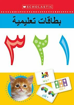 £5.45 • Buy EARLY LEARNERS ARABIC 123 FLASHCARDS IND, SCHOLASTIC 9781338193169 New..