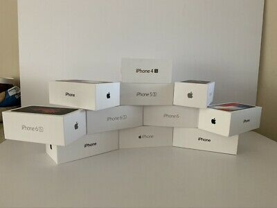 Original IPhone Box For 4S, 5S, 6, 6S, X, Xr (Box Only) Without Accessories  • 8.50£