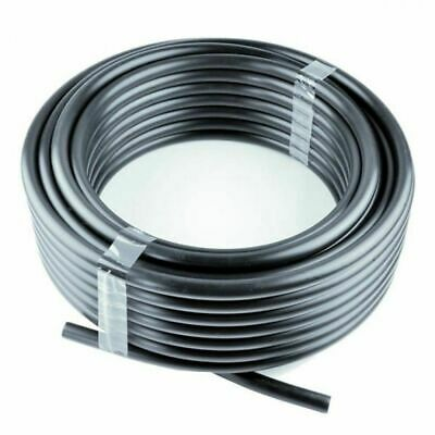Black LDPE Irrigation Pipe / Hydroponics, Supply Tube, Garden Watering  • 14.99£