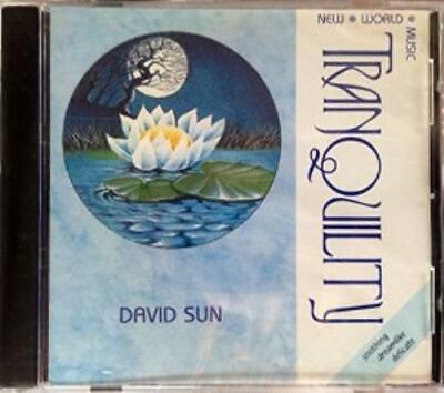 David Sun : Tranquility CD Value Guaranteed From EBay's Biggest Seller! • 2.48£