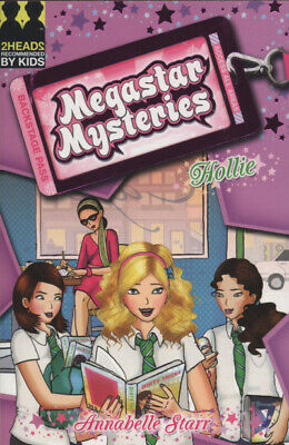 Megastar Mysteries: Hollie By Sarah Delmege (Paperback) FREE Shipping, Save £s • 1.94£