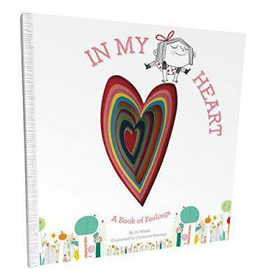 In My Heart: A Book Of Feelings By Jo Witek, NEW Book, FREE & FAST Delivery, (Ha • 8.87£