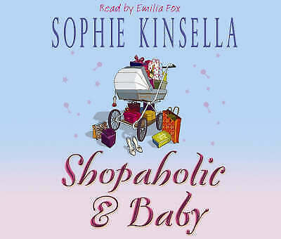 Various Artists : Shopaholic & Baby: (Shopaholic Book 5) CD Fast And FREE P & P • 6.48£