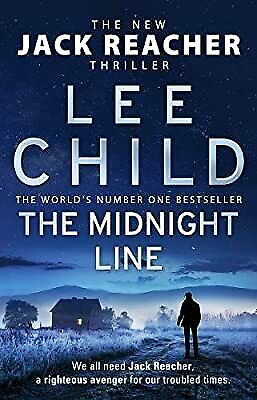 £2.96 • Buy The Midnight Line (Jack Reacher), Child, Lee, Used; Good Book