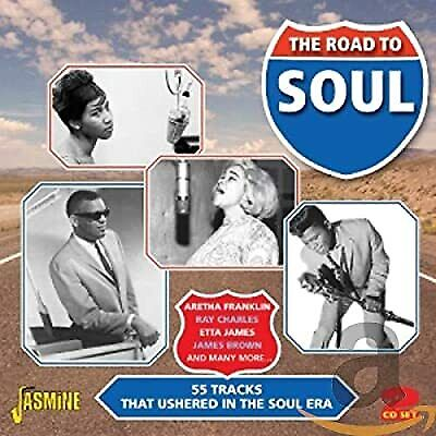 £9.78 • Buy The Road To Soul: 55 Tracks That Ushered In The Soul Era, Various Artists, Used;
