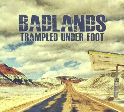Badlands, Trampled Under Foot, Audio CD, New, FREE & FAST Delivery • 15.23£