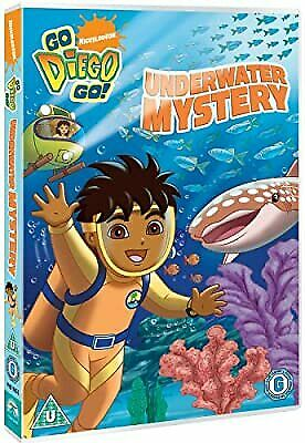 Go Diego Go - Underwater Mystery [DVD], , Used; Very Good DVD • 2.19£