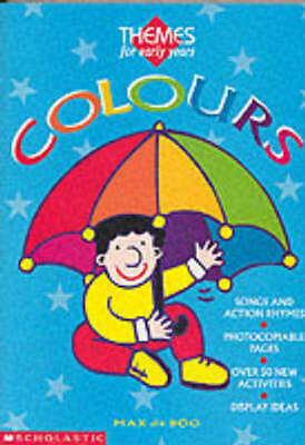 £2.18 • Buy Themes For Early Years: Colours By Max De Bo (Paperback / Softback) Great Value