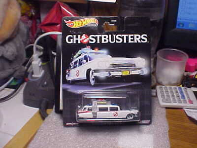 Hot Wheels Ghostbuster Ecto-1 With Real Riders • 4.96£