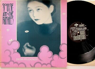 SIOUXSIE AND & THE BANSHEES- Dear Prudence/Tattoo 12  Single 1983 Vinyl EX+ • 12.99£