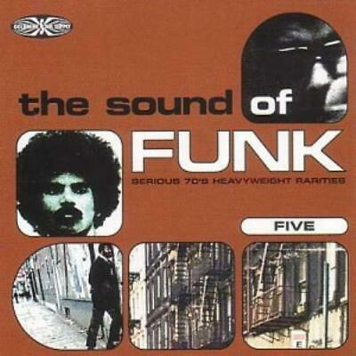 £11.24 • Buy The Sound Of Funk: SERIOUS 70'S HEAVYWEIGHT RARITIES;VOLUME FIVE CD (2000)