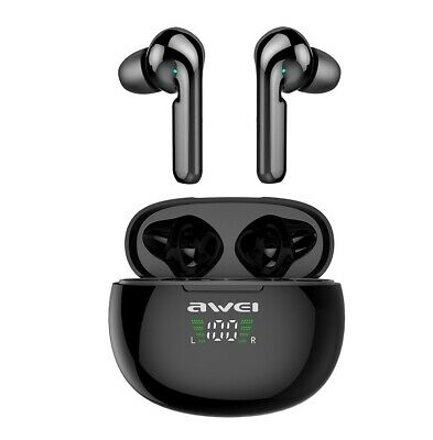AU49 • Buy AWEI T15P TWS Earbuds Bluetooth Headphones Wireless Touch Control Earphone Water