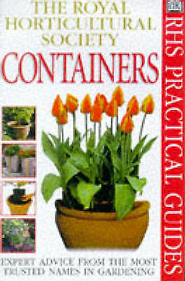 £4 • Buy Containers By Royal Horticultural Society (Paperback, 1999)