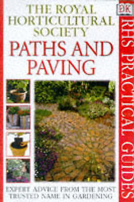£4 • Buy Paths And Paving By Royal Horticultural Society (Paperback, 1999)