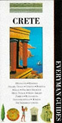 Crete (Everyman Guides), Everyman, Used; Good Book • 2.23£