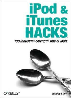 AU9.94 • Buy IPod And ITunes Hacks: Tips And Tools For Ripping, Mixing And Burning By Hadley