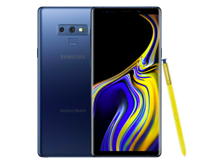 $ CDN589.95 • Buy NEW Samsung Galaxy NOTE 9 128GB SM-N960U (Ocean Blue)  AT&T T-Mobile Metro USA
