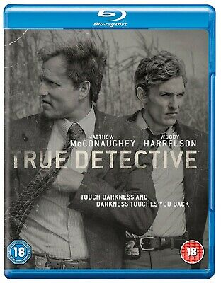 True Detective: The Complete First Season (Blu Ray)  • 12£