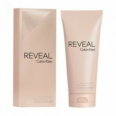 CALVIN KLEIN REVEAL BODY LOTION 200ML X 2  - FOR HER *NEW & BOXED • 21.40£