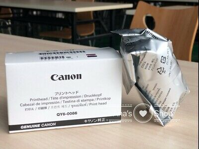 $ CDN210.29 • Buy New Canon Printhead QY6-0086 For Pixma MX922 IX6850 IX6820 MX920 MX720 MX722