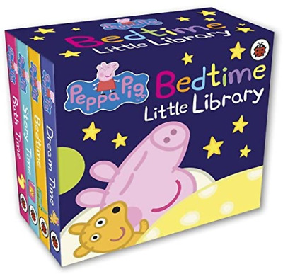 Peppa Pig: Bedtime Little Library • 8.72£