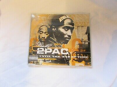 £2.99 • Buy 2pac - Until The End Of Time - 4 Track Cd Single