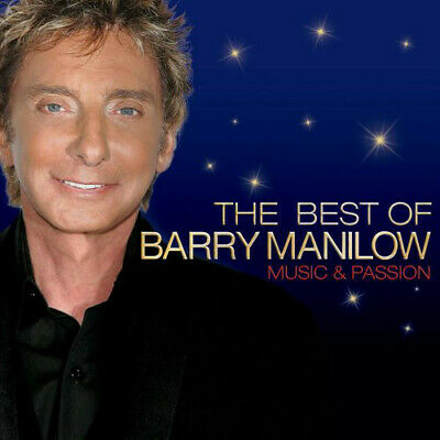 £2.53 • Buy Barry Manilow - The Best Of Barry Manilow Music And Passion (CD, 2008)