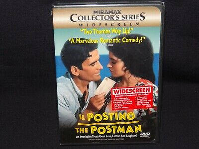 Il Postino, The Postman, Collector's Series Widescreen, DVD • 14.46£
