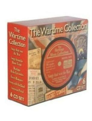 £4.11 • Buy Unknown Artist : The Wartime Collection- 6 CD Set CD FREE Shipping, Save £s