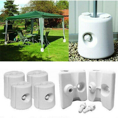 AU32.03 • Buy 1X Gazebo Foot Leg Pole Anchor Weights Marquee Market Stall Garden Party Tent