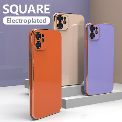AU10.99 • Buy IPhone 11 Case Pro Max SE 7 8 X XR XS Shockproof Silicone Cover Bumper For Apple