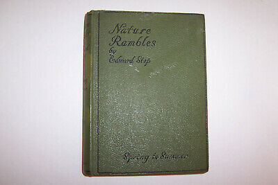 Nature Rambles-spring To Summer-edward Step-1939 • 8£