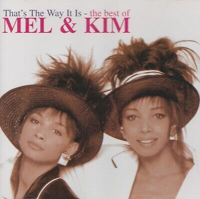 MEL & KIM - THAT'S THE WAY IT IS CD 2001 Best Of • 5£