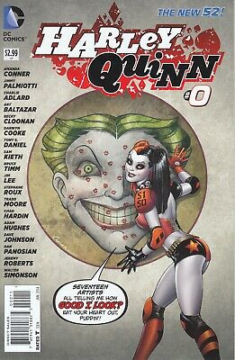 $ CDN12.10 • Buy DC Comics New 52 Harley Quinn #0, First Print, Near Mint!