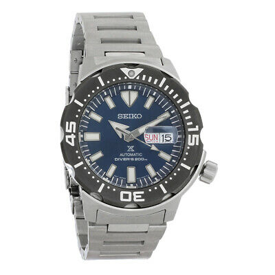 $ CDN390.61 • Buy Seiko Prospex Monster Stainless Steel Mens Automatic Watch SRPD25