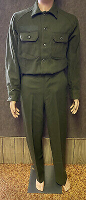 $24.95 • Buy US Army Korean Era M-1951 Wool Cold Weather Field Trousers Pants Size S Short