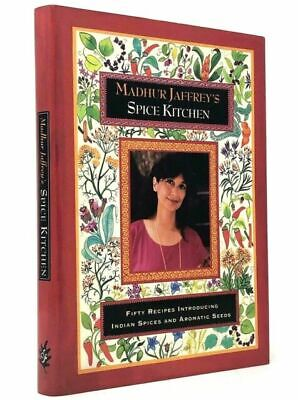 £3.99 • Buy Madhur Jaffrey's Spice Kitchen: Fifty Recipes Introducing Indian Spices And Aro